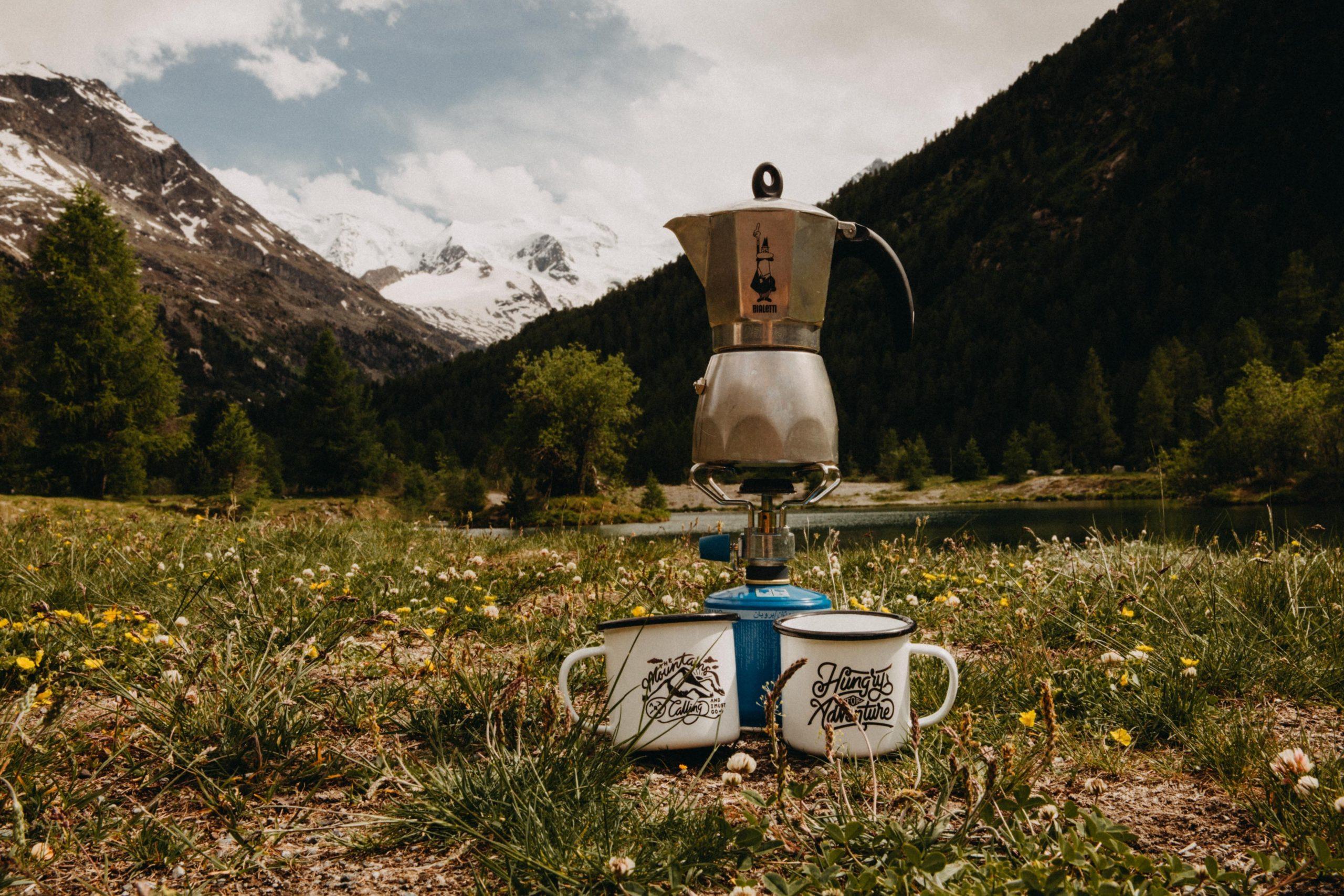 キャンプで飲むコーヒーは最高なのか?
