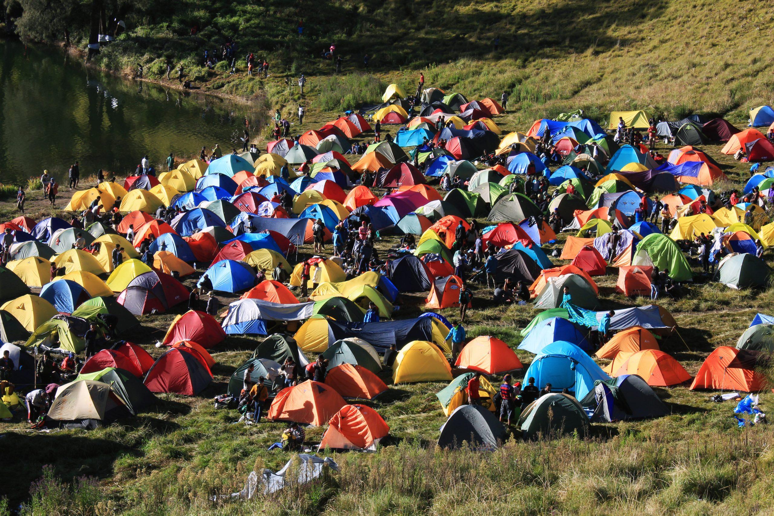 【キャンプ初心者必見】テントの種類こんなにある!