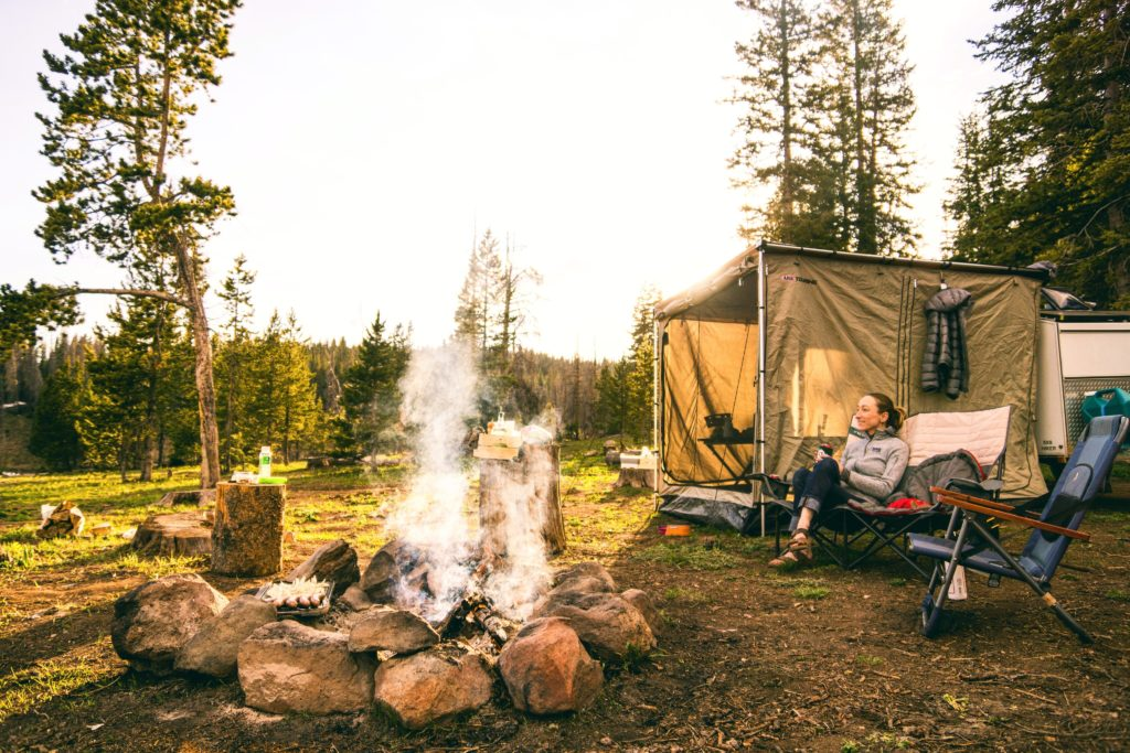 2020年はキャンプをするぞ!キャンプ初心者が語る!