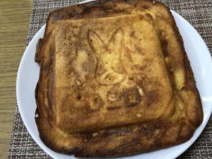 レシピ7【ホットケーキ】