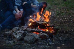 火の近くで使うことを意識する